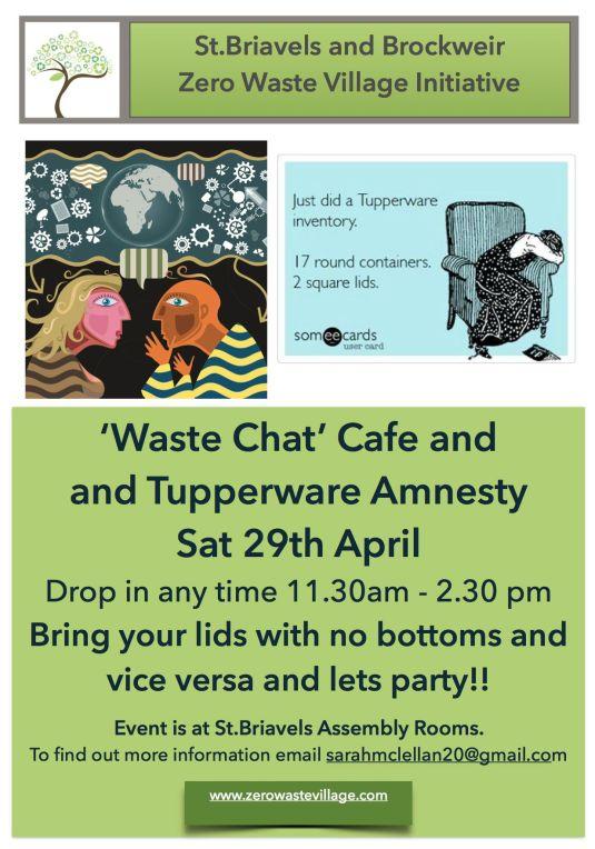 Sat Meet up Tupperware 29th April